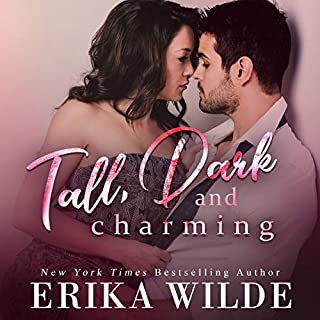 Tall, Dark and Charming  audiobook cover art