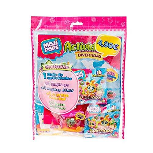 magicbox toys Starter Pack - Álbum Mojipops Adventure Series