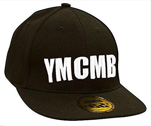 Bonnet Casquette Snapback Baseball DIAMOND YOUR MOM OMG 1994 Hip-Hop en Noir YM CMB Bad Hair Day