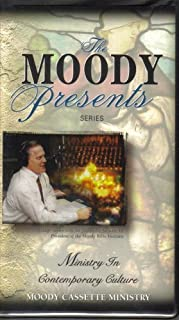 Ministry In Contemporary Culture (The Moody Presents Series)