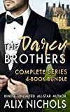 The Darcy Brothers - Complete Series Box Set : (4 Humorous Contemporary Romances) (Parisian Love Stories Book 1)