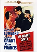In Name Only [DVD] [Import]