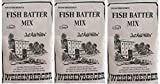Fish Batter Mix Weisenberger Mills - A Ky Proud Product 5.5 Ounce Pack of 3
