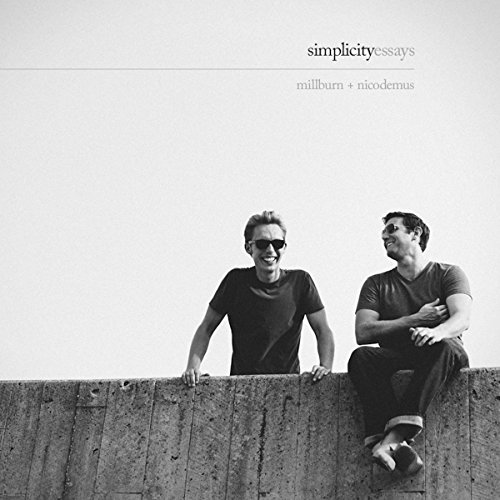 Simplicity audiobook cover art
