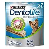 Purina DentaLife Cane Snack per l'Igiene Orale, Taglia Extra Small, 6 Confezioni da 69 g