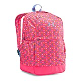 Under Armour Girls' Favorite Backpack,  Harmony Red (962)/Purple Ice,  One Size Fits All