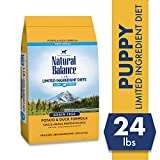 Natural Balance Limited Ingredient Diets, Potato & Duck Formula Dry...