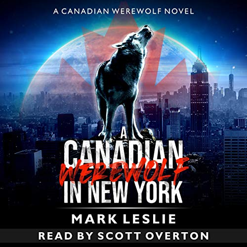 A Canadian Werewolf in New York cover art
