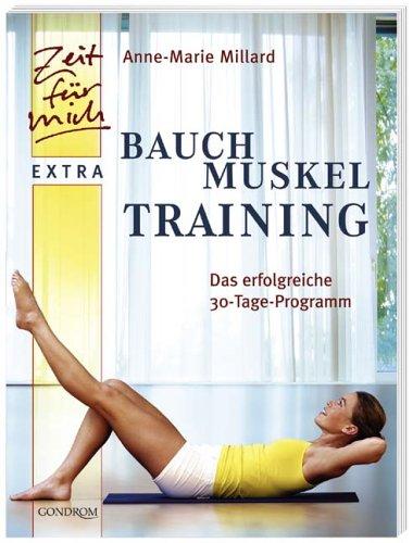 Bauchmuskel-Training (Zeit für mich extra)