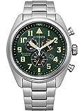 Citizen AT2480-81X Super Titanium horloge 44 mm