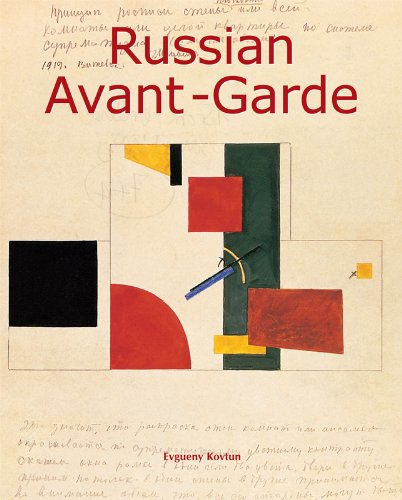 Russian Avant-Garde (English Edition)