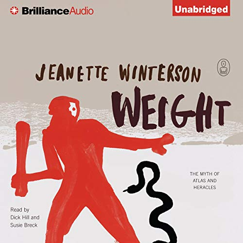 Weight audiobook cover art
