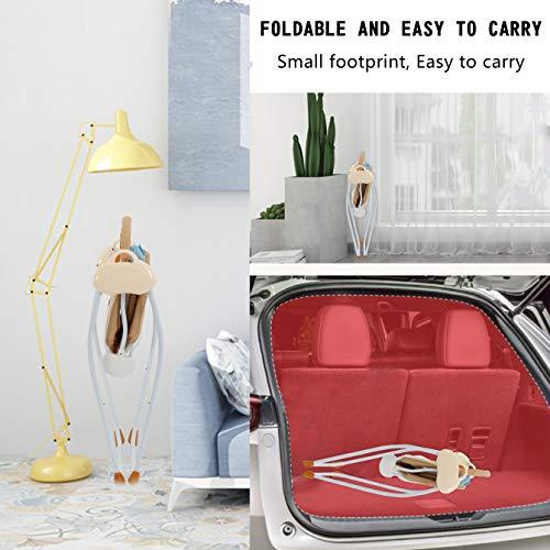 516CDUfLkgL 10 Best Portable Baby Swings on the Market 2021 Review
