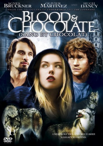 Blood and Chocolate (2007) DVD