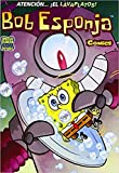 Atención... ¡El lavaplatos! (Bob Esponja. Cómics 4) (Spanish Edition)