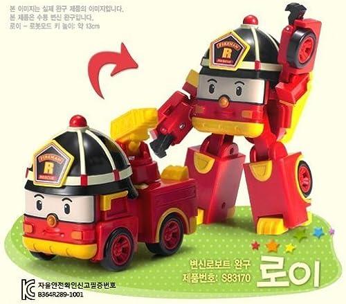 primera reputación de los clientes primero Robocar Poli - Helly (Transformers) by by by Academy science  soporte minorista mayorista