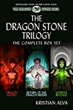 The Dragon Stone Trilogy: The Complete Set (Books 1-3): Dragon Stones, Return of the Dragon Riders, Vosper's Revenge (Dragon Stones Trilogies Book 1) (English Edition)