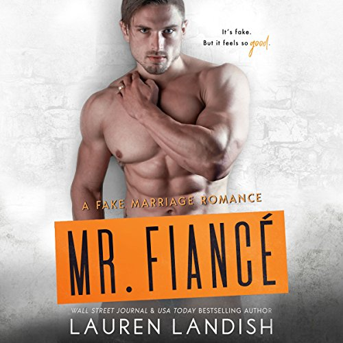Mr. Fiancé audiobook cover art