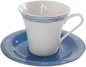 Porland Kanti Tabaklı Çay Fincanı 190cc, Porselen