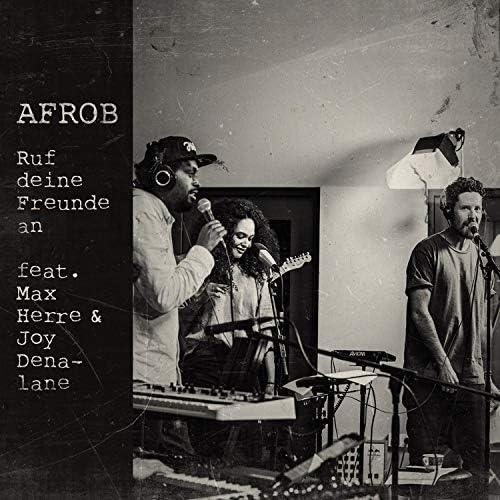 Afrob feat. Max Herre & Joy Delalane