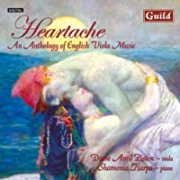 Heartache - Anthology Of English Viola Music (Piston, Harpa) by Various Composers (2004-04-22)