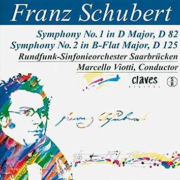 Schubert: The Complete Symphonic Works, Vol. II