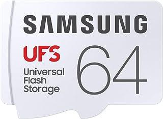 Samsung UFS 64GB 500MB/s 4K UHD Universal Flash Storage (MB-FA64G)