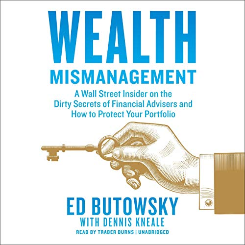 Couverture de Wealth Mismanagement