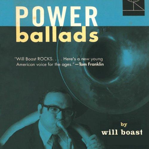 Power Ballads audiobook cover art