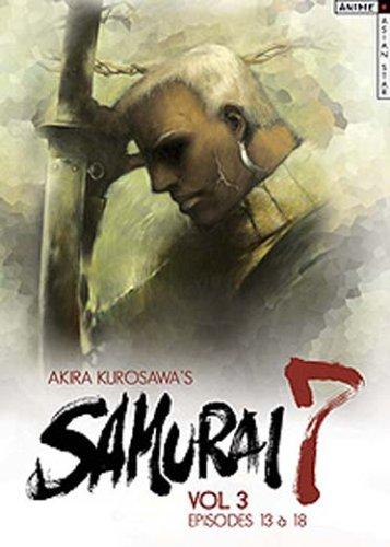 Samouraï 7, Vol.3 - Coffret 2 DVD