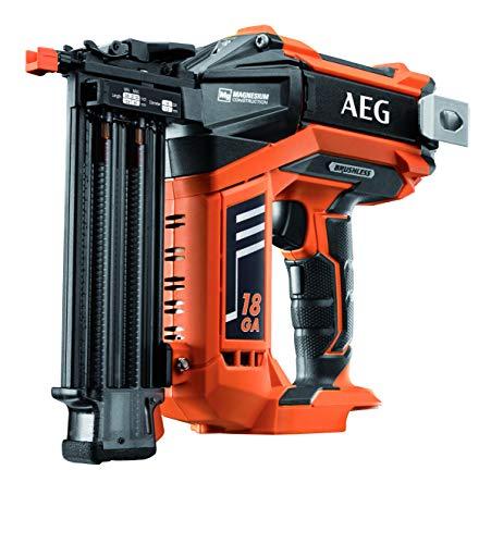 AEG 4002395146321 Cloueur de Finition, 18 V, Multicolore