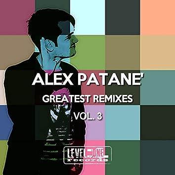 Alex Patane' Greatest Remixes, Vol. 3
