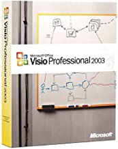 Microsoft Visio Professional 2003  OLD VERSION