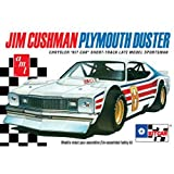 AMT Kit a Escala 1:25 de Coche de Carrera Plymouth Duster de Jim Cushman, de la Marca