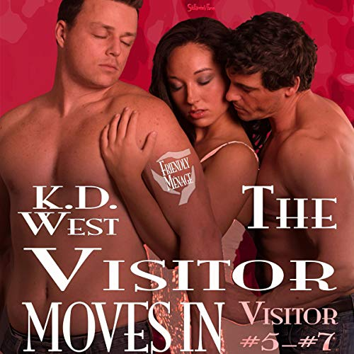 The Visitor Moves In: Visitor 5-7 audiobook cover art
