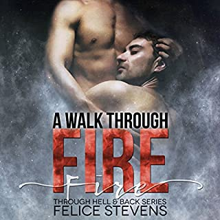 A Walk Through Fire audiobook cover art