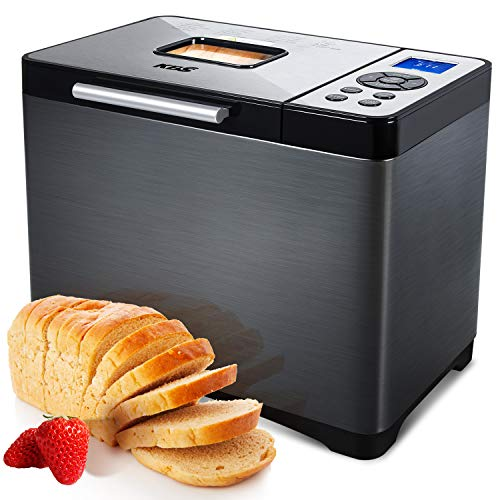KBS Automatic Bread Machine, 2LB...