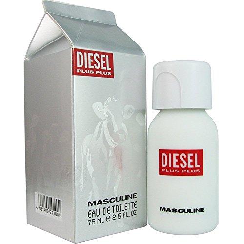 Diesel Diesel Plus Plus Eau De Toilette Spray 2.5 Oz/ 75 Ml, 255 g