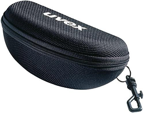 Uvex 995460021 Gafas protectoras, negro, Talla única
