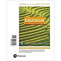 Calculus: Early Transcendentals Books A La Carte Edition (3rd Edition)【洋書】 [並行輸入品]