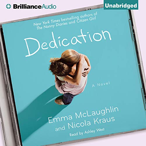 Dedication audiobook cover art