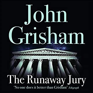 The Runaway Jury                   By:                                                                                                                                 John Grisham                               Narrated by:                                                                                                                                 Frank Muller                      Length: 14 hrs and 4 mins     22 ratings     Overall 4.5