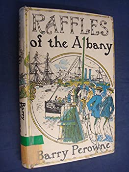 Raffles of the Albany 0312662203 Book Cover