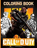 Call Of Duty Coloring Book: Call Of Duty Color Wonder Relaxation Coloring Books For Adult With Exclusive Images