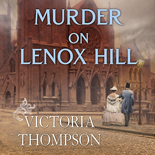 Murder on Lenox Hill Titelbild