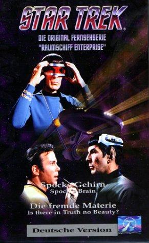Star Trek - Raumschiff Enterprise 32: Spocks Gehirn/Die fremde Materie