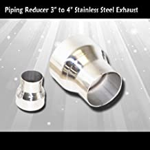 Stainless Steel Exhaust Piping Reducer 3