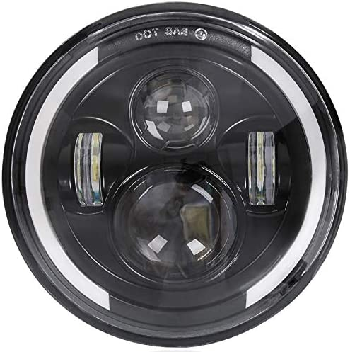 Buell headlight _image1