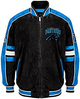 Best carolina panthers leather coat Reviews