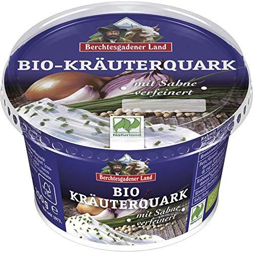 Berchtesgadener Land Bio Bio-Kräuterquark 40,0% Fett (6 x 200 gr)